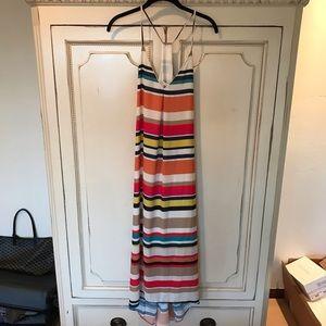 Alice + Olivia Carnival Stripe Dress 🎡